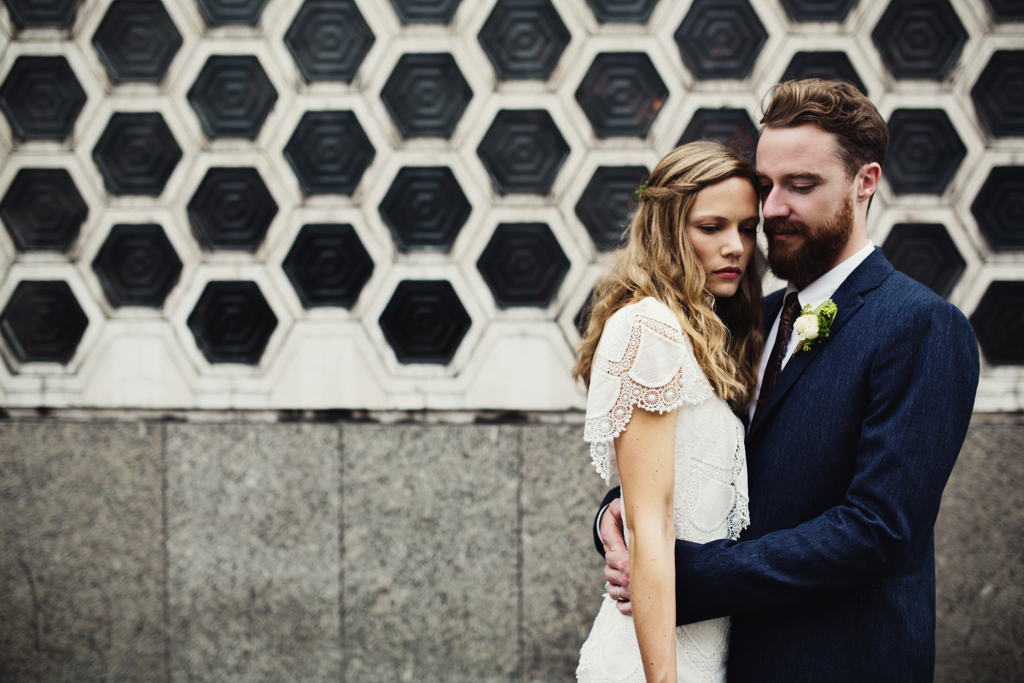 St John Wedding - Creative, modern London Wedding Photography