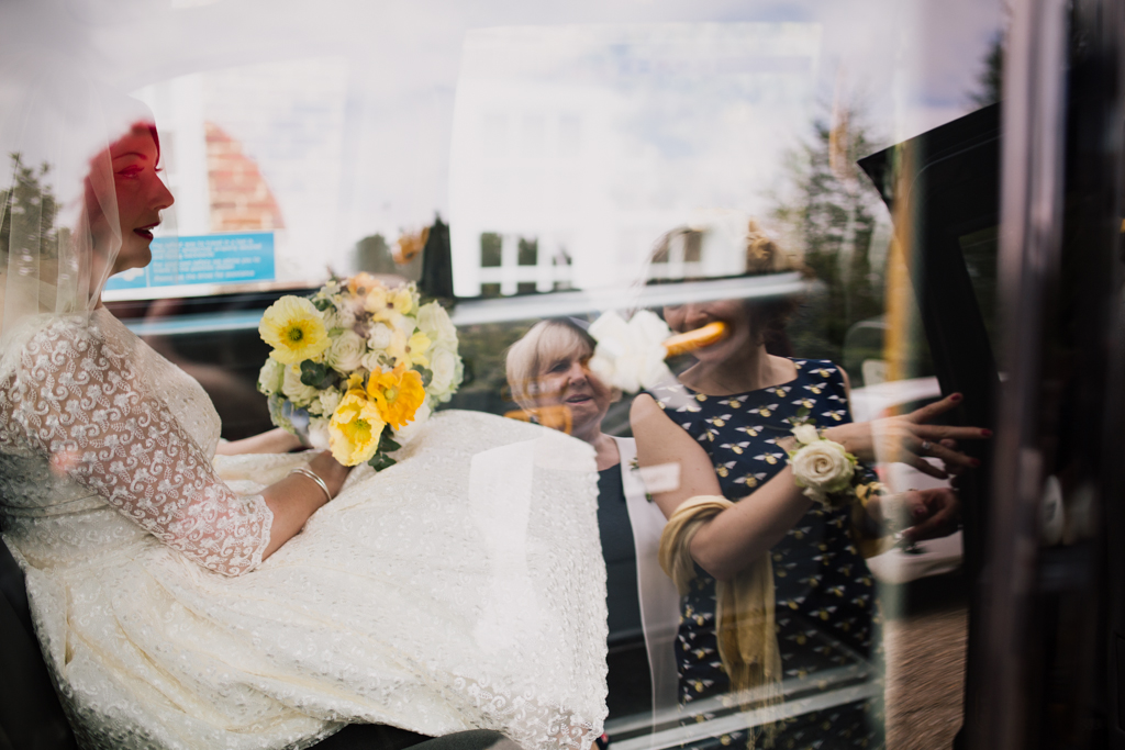 Creative Brighton Wedding Photographer