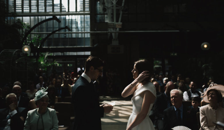 Barbican Conservatory Wedding