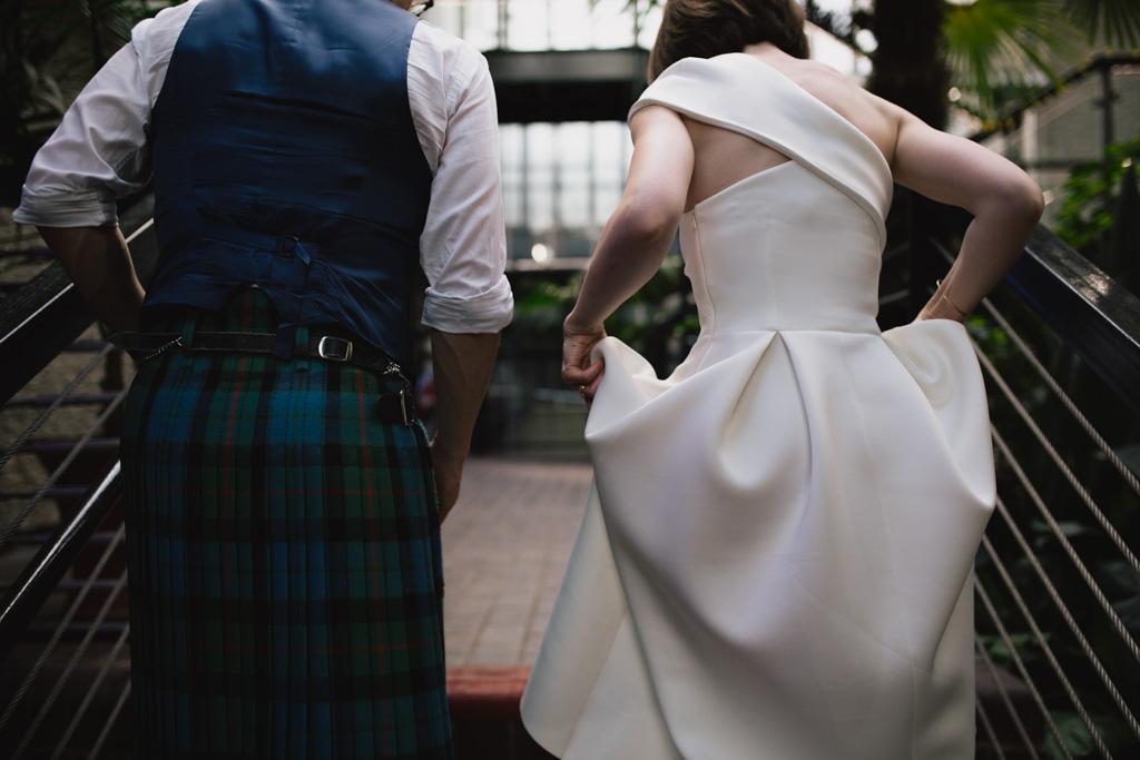 Barbican Conservatory Wedding