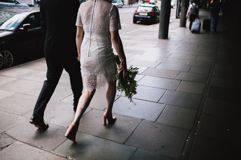 Barbican Wedding Photography by Lisa Jane Photography