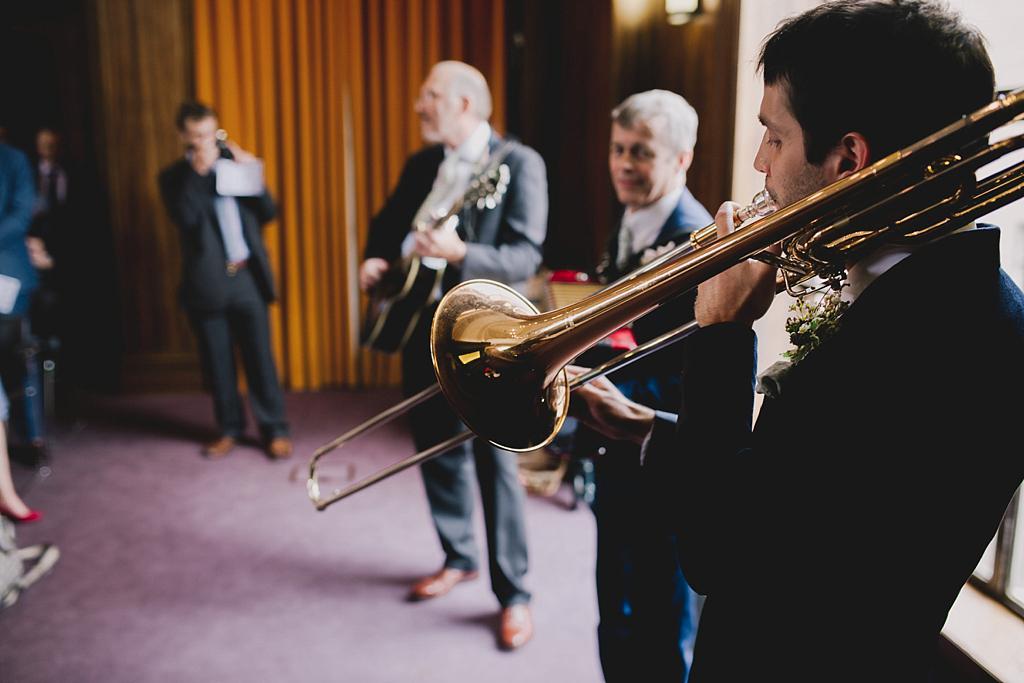 Stoke Newington Town Hall Wedding | Lisa Jane Photography