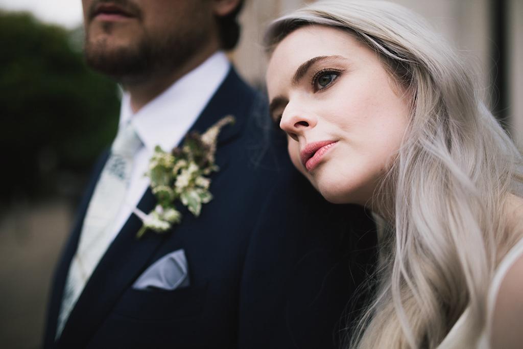 Modern Creative Wedding Photography | Stoke Newington Town Hall Wedding | Lisa Jane Photography