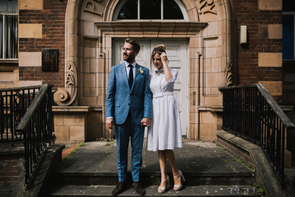 Creative London Elopement Photography | Lisa Jane Photography