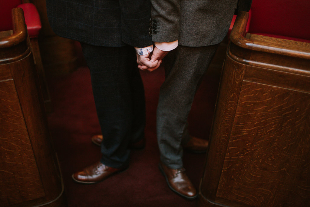 Wandsworth Town Hall Wedding Photography | Lisa Jane Photography