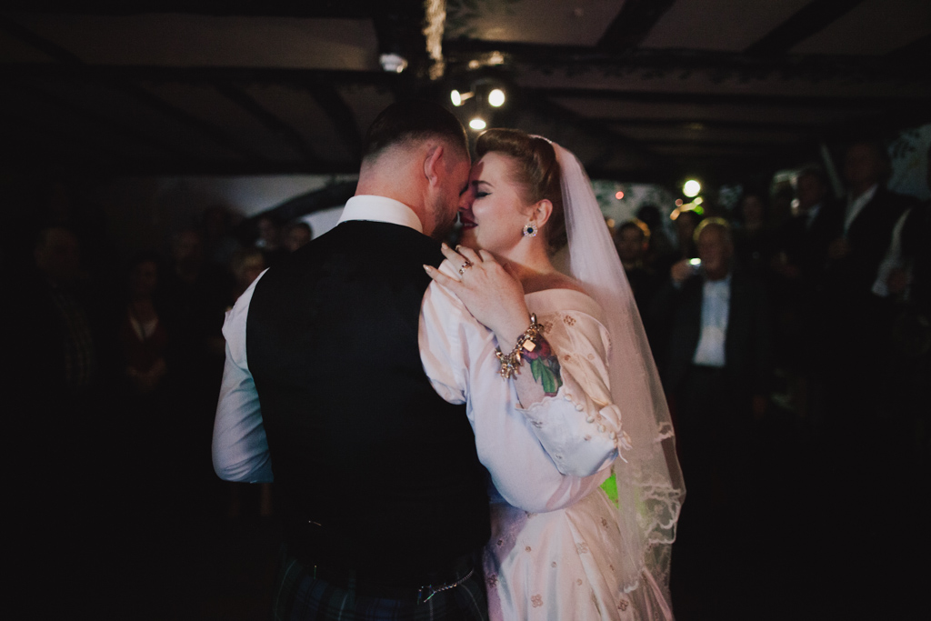 First Dance to Nick Cave at a Southend on Sea Wedding | Lisa Jane Photography | Modern London Wedding Photography