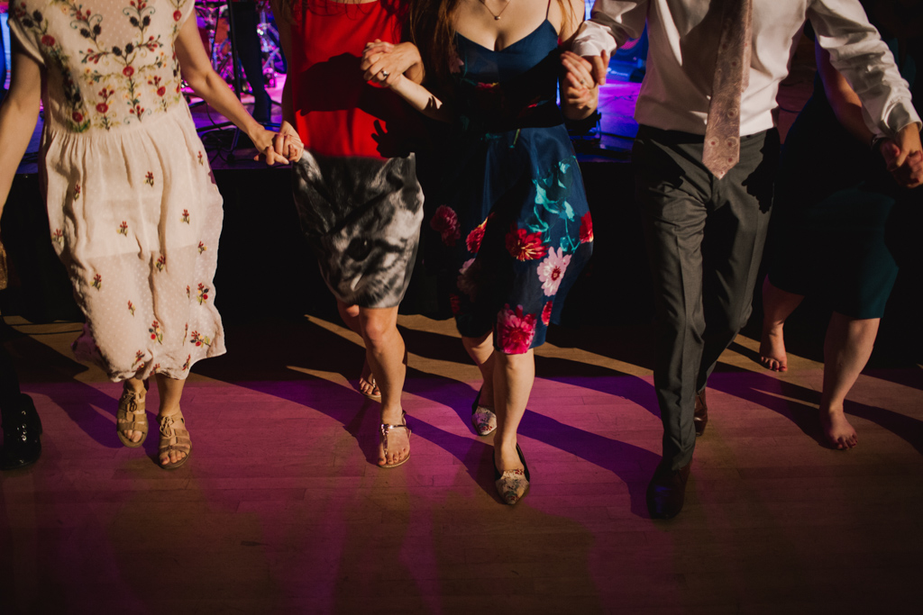 Dancing at Cecil Sharp House Wedding | Lisa Jane Photography | Modern London Wedding Photography