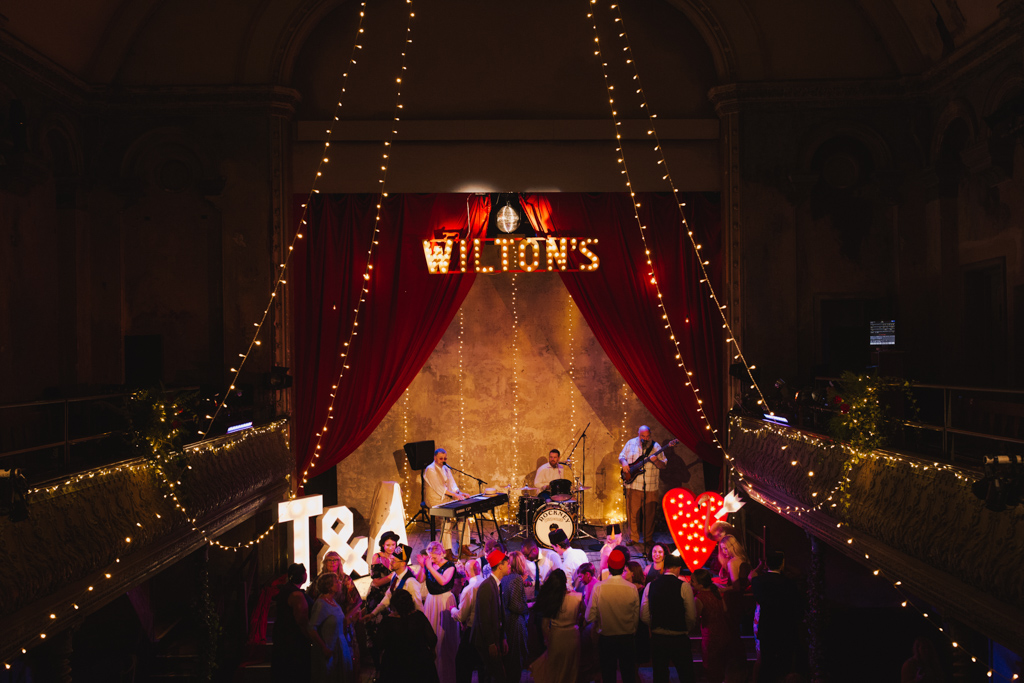 Wiltons Music Hall wedding | Lisa Jane Photography | Modern London Wedding Photography