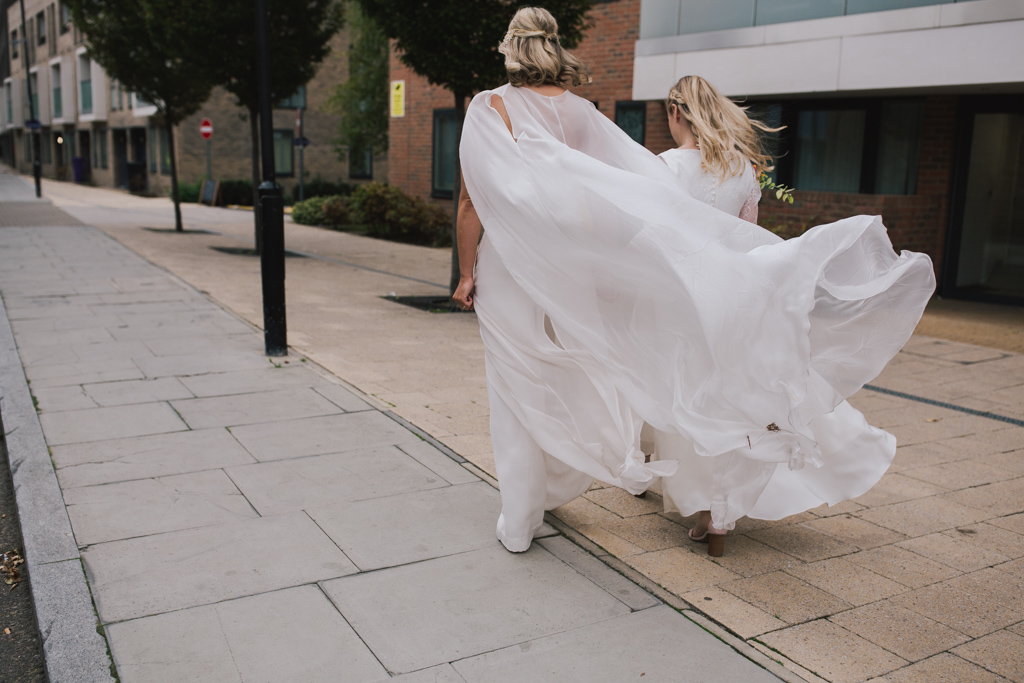 The Tab Centre Shoreditch Wedding Photography