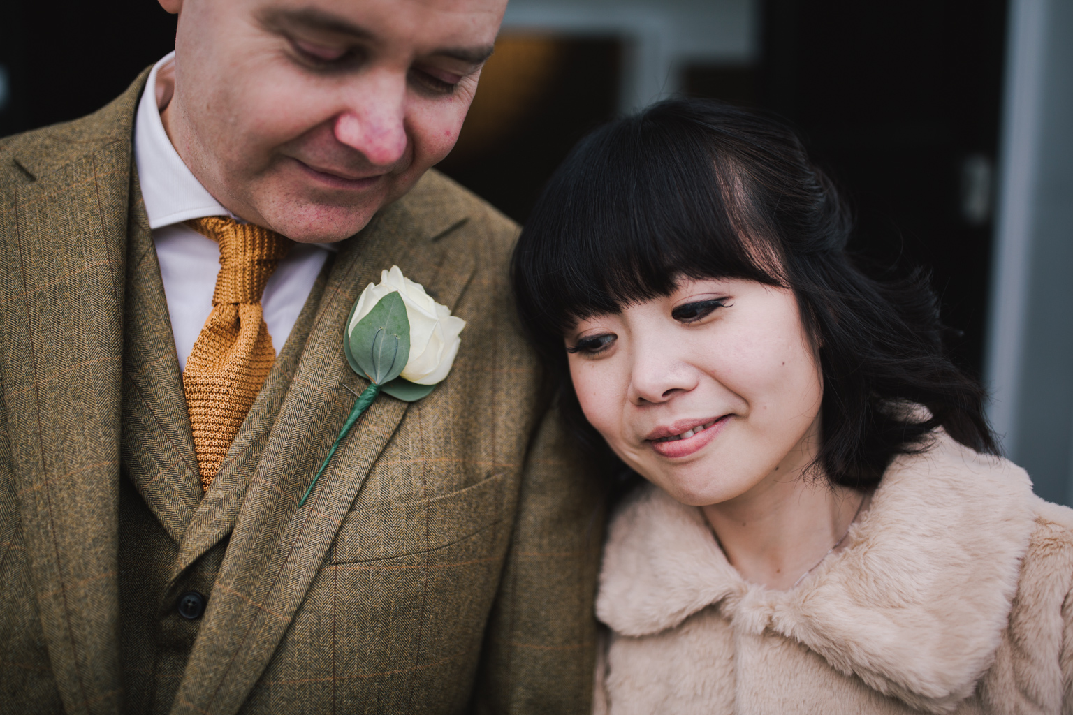 Modern South london wedding photography by Lisa Jane Photography
