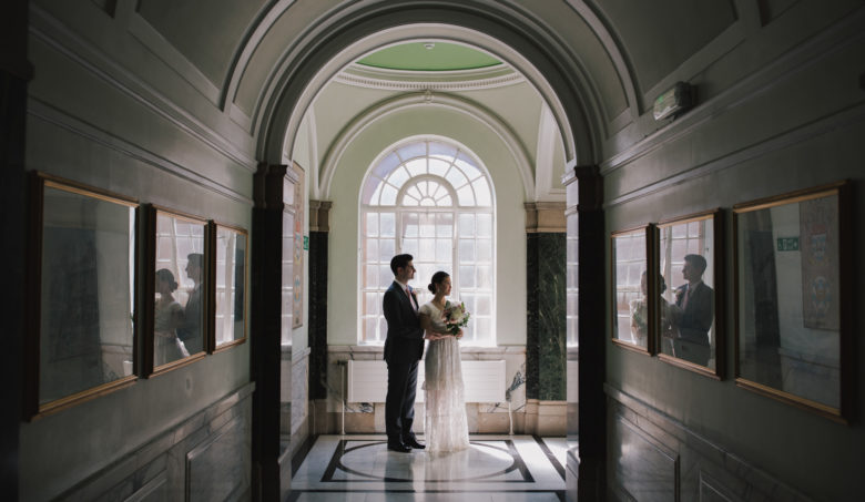 Islington Town Hall Elopement