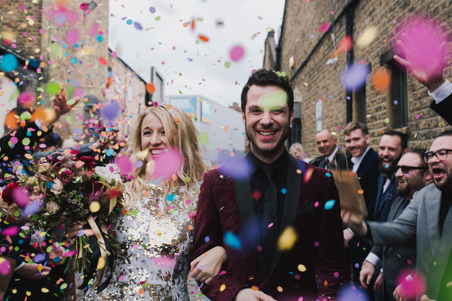 East London Wedding Photography by Lisa Jane Photography