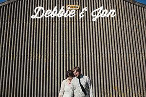 Creative, alternative, honest Wedding Photography | Debbie and Jon's Secret Barn Wedding
