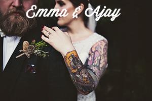 Creative, alternative, honest Wedding Photography | Emma & Ajay's Waddeson Manor Wedding
