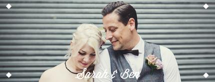 Sarah-Ben Wedding gallery testimonial