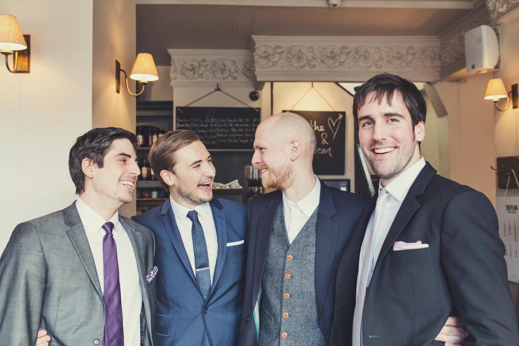 Lisa Jane Photography East London Wedding