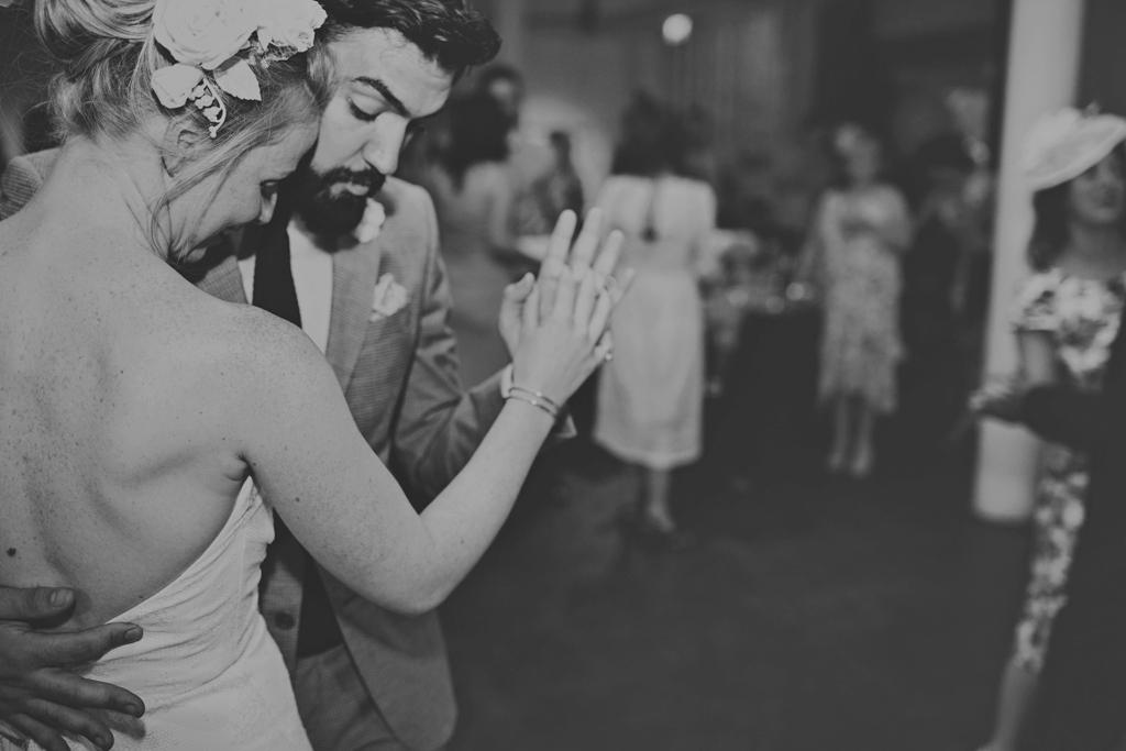 Honest Wedding Photography