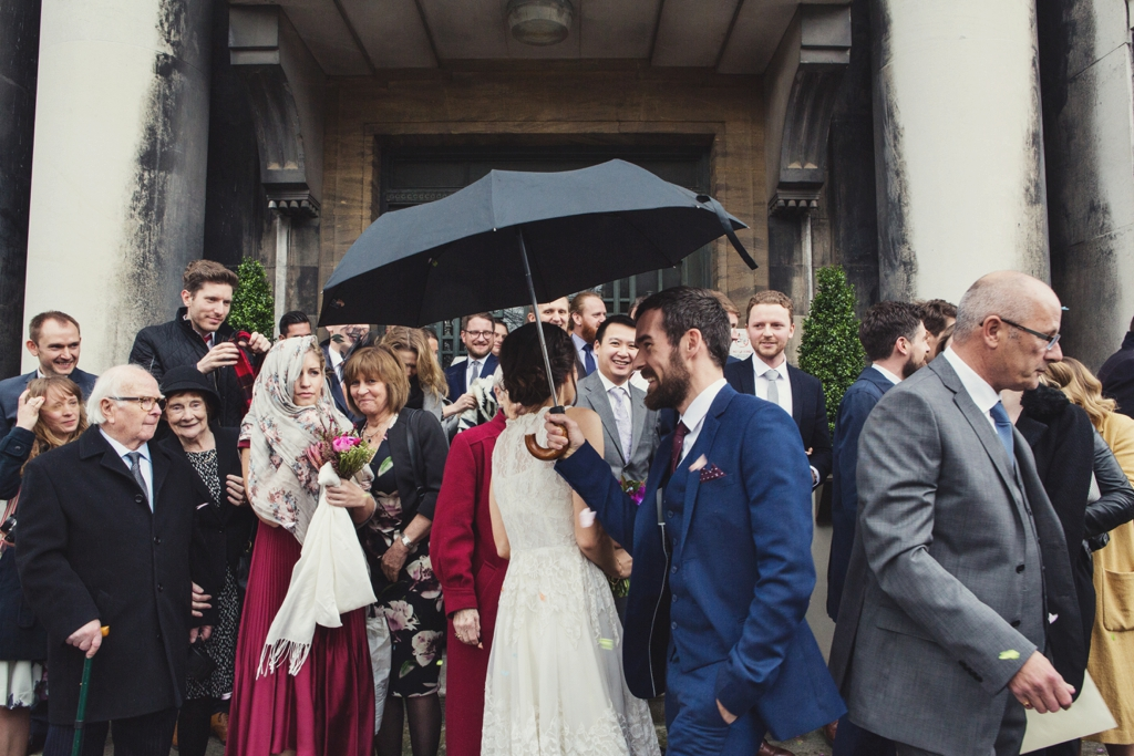 Creative London wedding photography Lisa Jane Photography