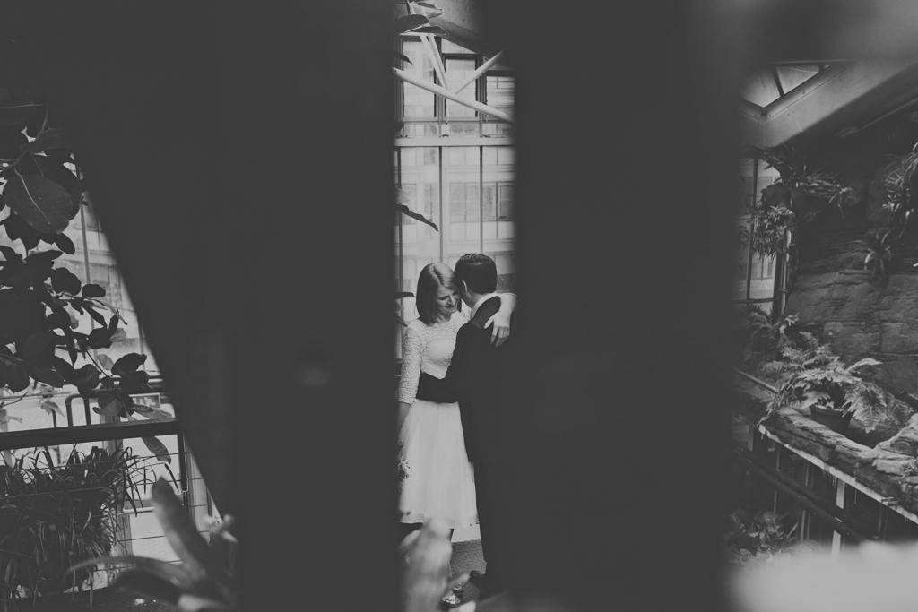 Alternative wedding photography London