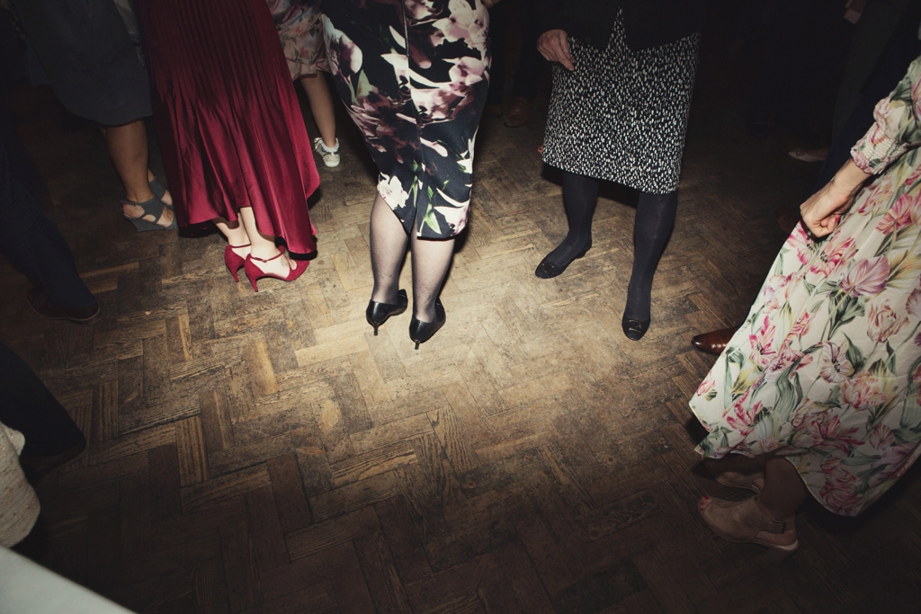 London pub wedding dance floor The Londesborough