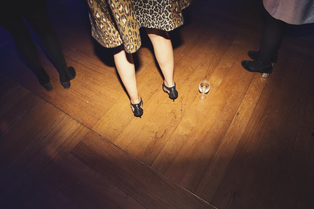 Wedding dance floor London