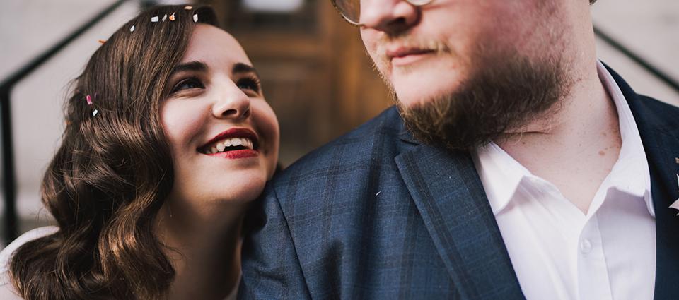 Islington Town Hall Wedding by Lisa Jane Photography