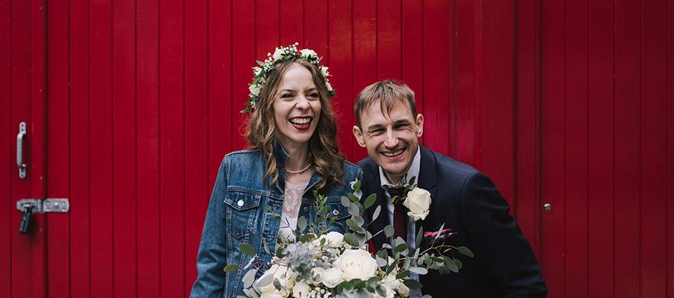 Shoreditch Studios Wedding By Lisa Jane Photography