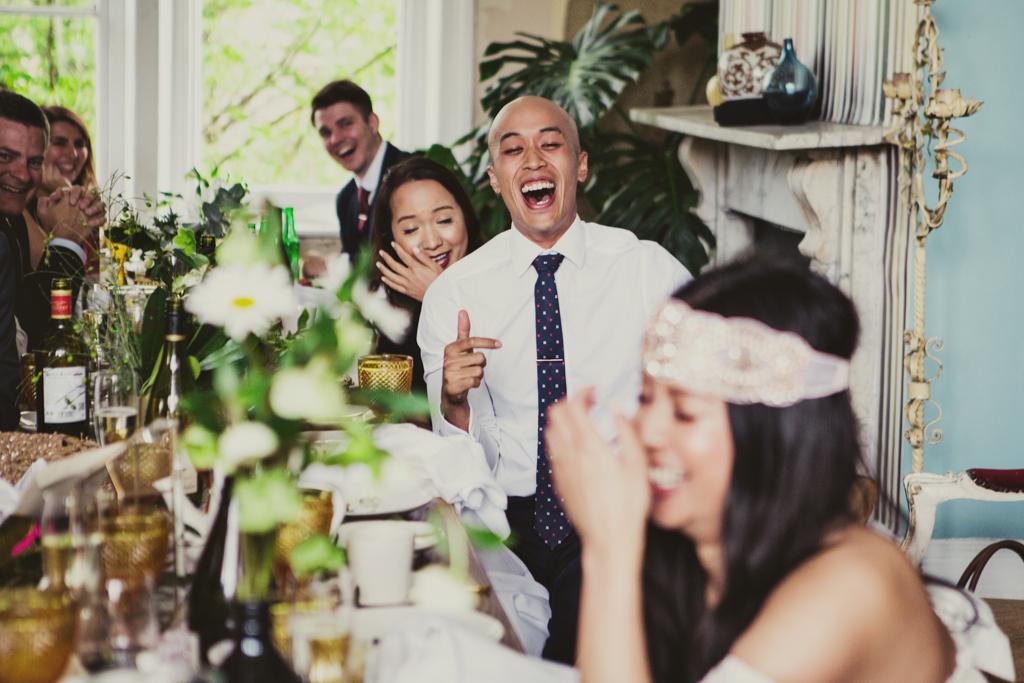 honest wedding photography by Lisa Jane Photography