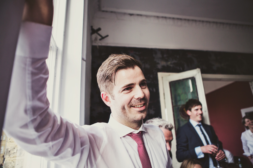 Stoke Newington Town Hall and The Roost in London Wedding
