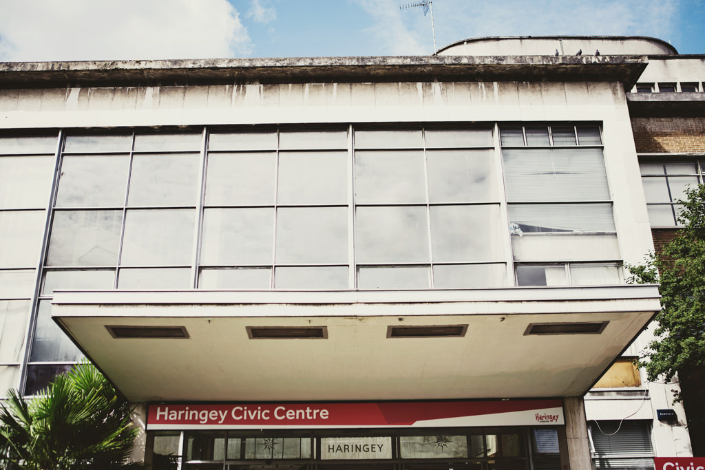 Haringey Civic Centre London