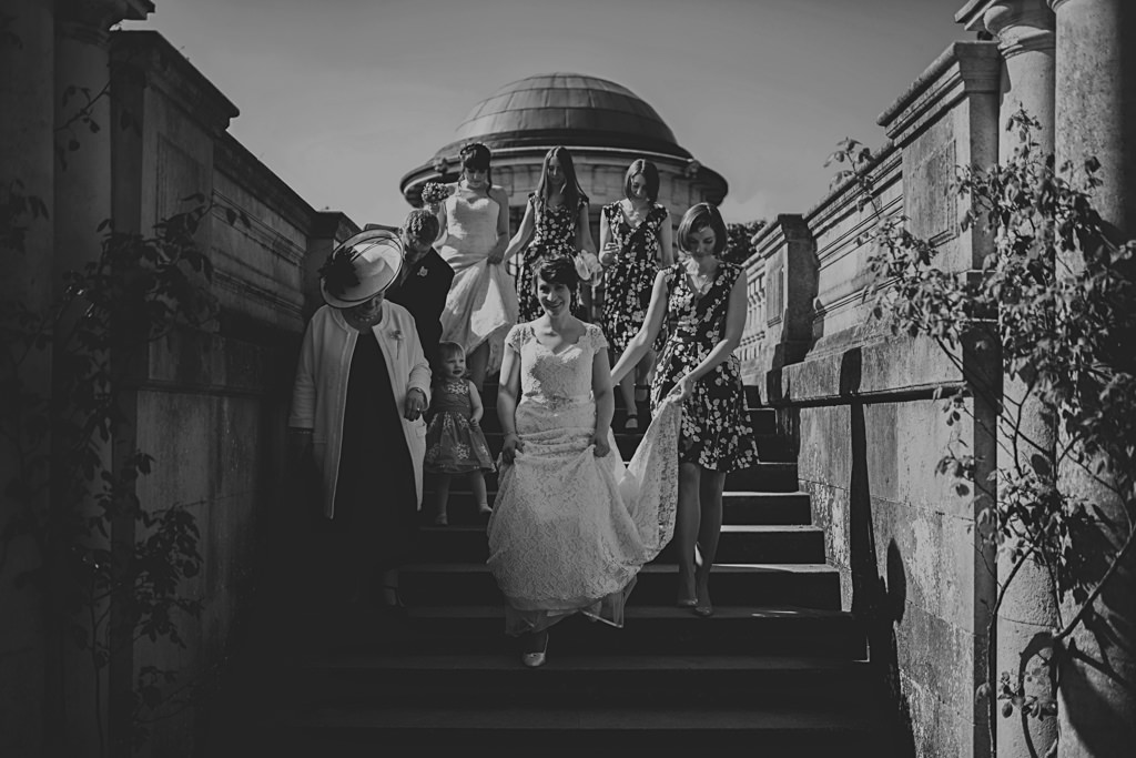 Hampstead Pergola wedding moment
