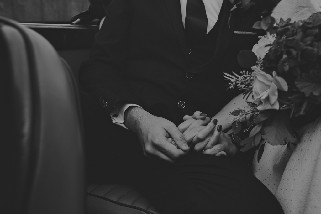 Modern London Elopement Photography by Lisa Jane Photography
