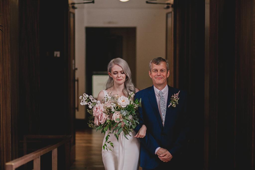 Honest heartfelt modern wedding photography by Lisa Jane Photography