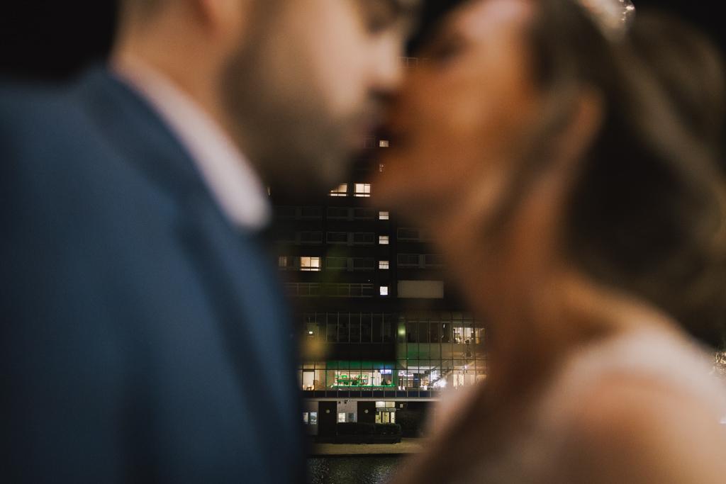 London Wedding Photographer - Winter Wedding Portraits