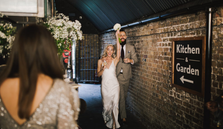 Hackney Church Brew Wedding