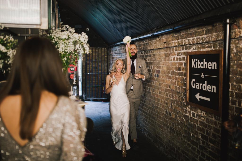 Hackney Church Brew Wedding