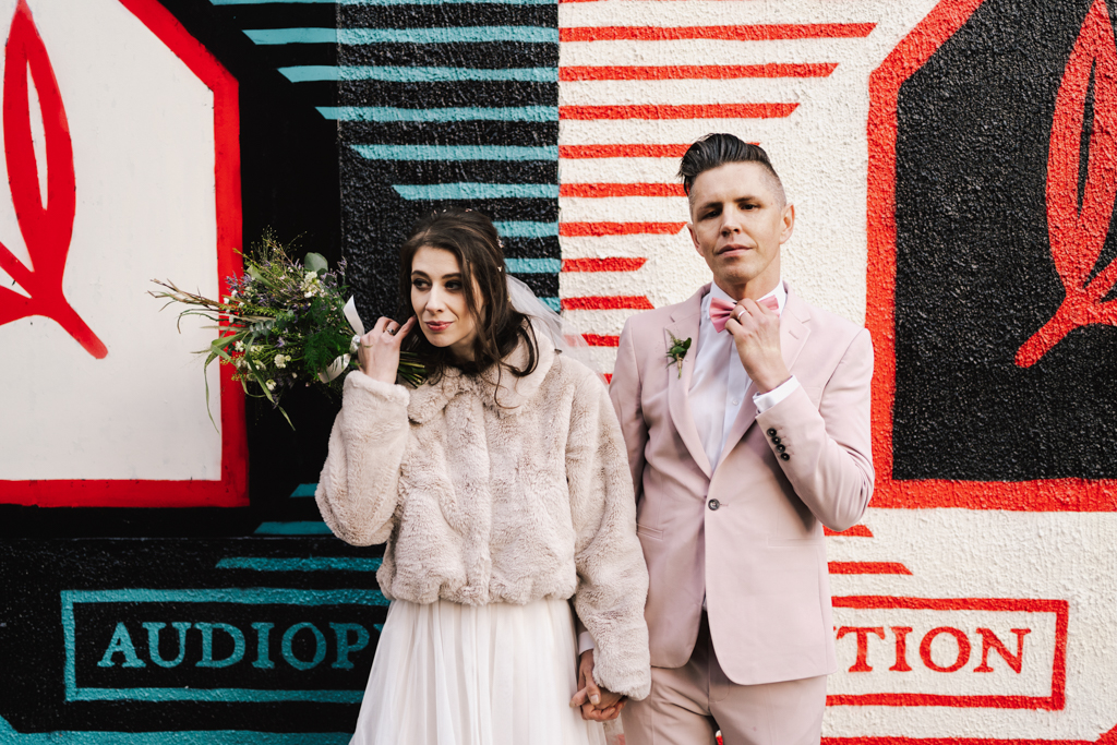Shoreditch Pub wedding by Lisa Jane Photography